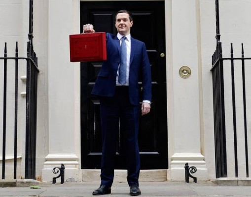 Budget 2015: The story in four charts