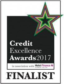 Themis Global shortlisted for Credit Excellence Award 2017